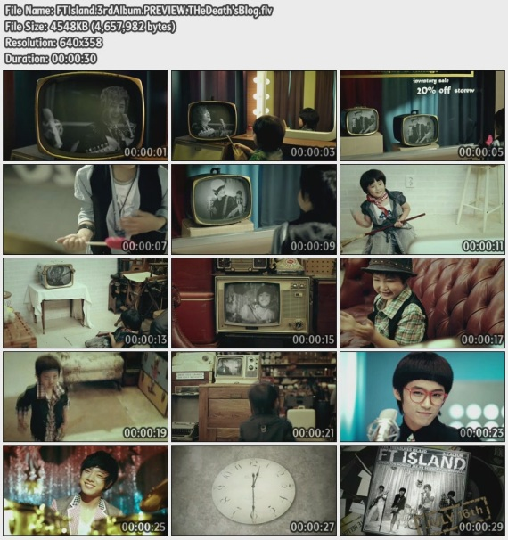 ftisland3rdalbumpreview