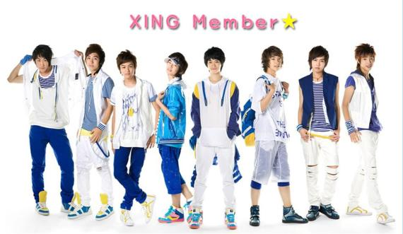 *Kiri-Kanan* Zen (Nam Ji Hyun), Husky (Woo Hyun Min), Soul (Lee In Jun), Kipalang (Jeon Ji Hwan), Rising (Park Hyun Cheol), Gun (Shin Gwang Cheol), White (Lee Su Hoon), Yoon (Kim Ji Sang)
